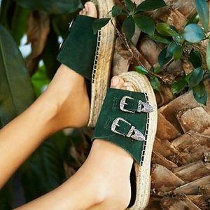 ✨ Free People + Nightwalker El Mono Sandals ✨